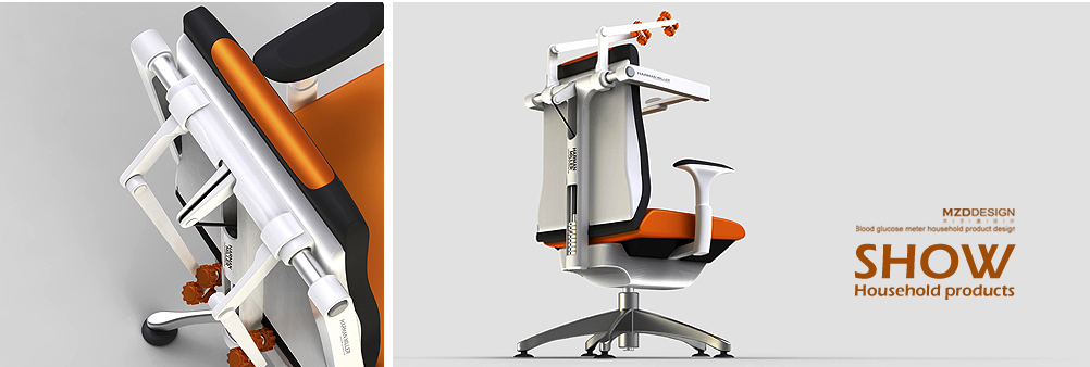 健身椅产品设计
